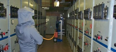 circuit breaker remote racking system